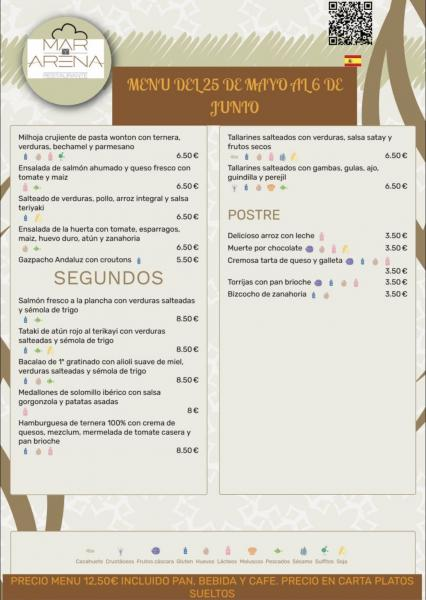 MENU - ENSALADAS TAKE AWAY